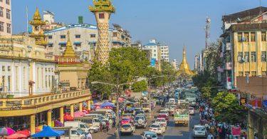 La Birmanie