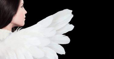 Un déguisement d'ange pour femme