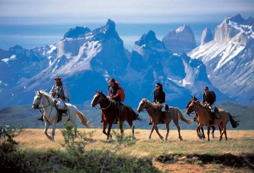 patagonie au chili