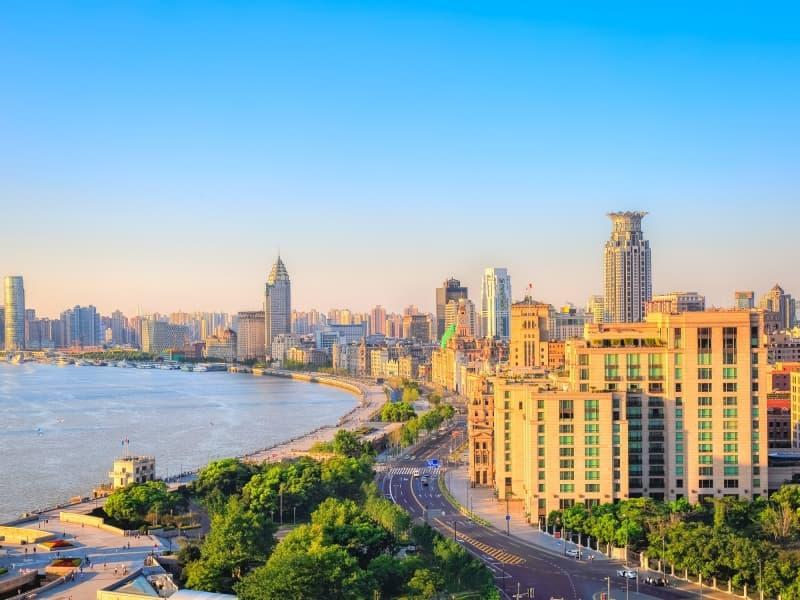 Zhangjiajie en Chine