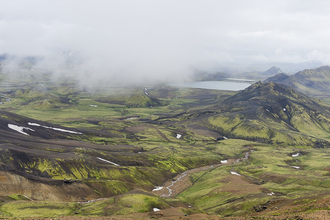 Les paysages d'Islande
