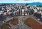 Reykjavik la capitale de l'Islande